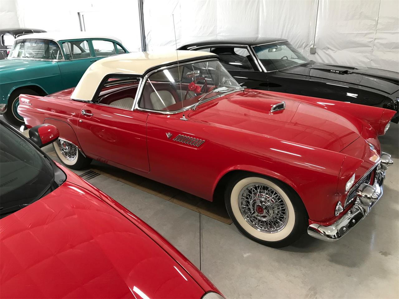 Large Picture of Classic 1955 Ford Thunderbird located in Minnesota - LAO7