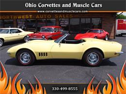 Picture of 1968 Chevrolet Corvette located in Ohio - $49,500.00 Offered by Ohio Corvettes and Muscle Cars - LAOB