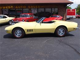 Picture of 1968 Chevrolet Corvette - LAOB