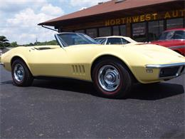 Picture of Classic '68 Chevrolet Corvette - $49,500.00 - LAOB