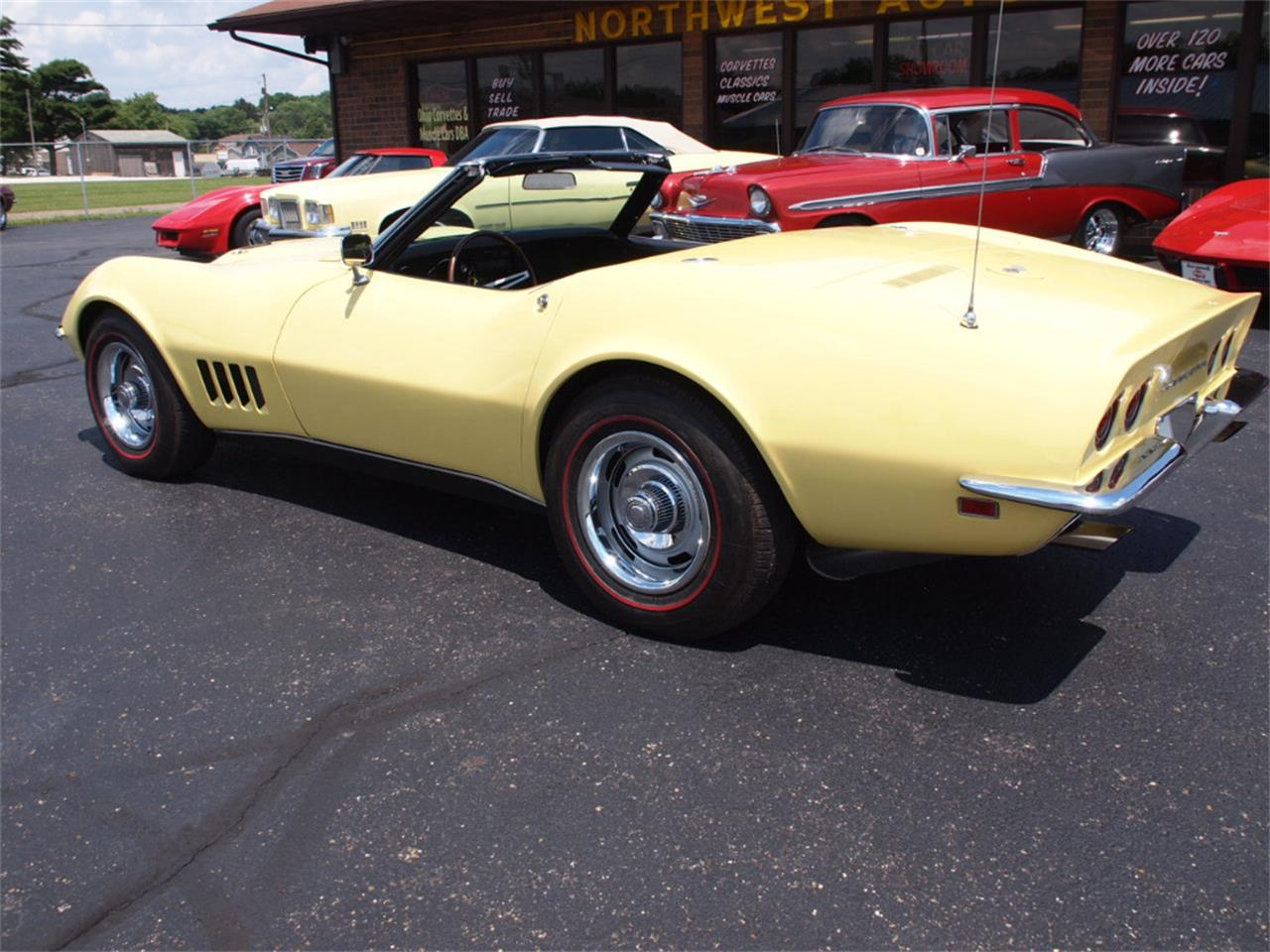 Large Picture of Classic 1968 Chevrolet Corvette located in Ohio - $49,500.00 - LAOB