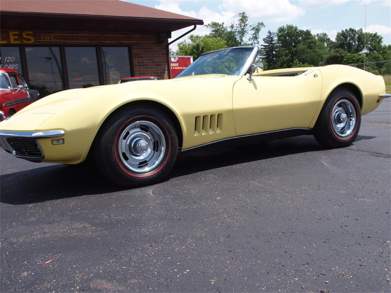 Large Picture of Classic 1968 Chevrolet Corvette located in North Canton Ohio Offered by Ohio Corvettes and Muscle Cars - LAOB