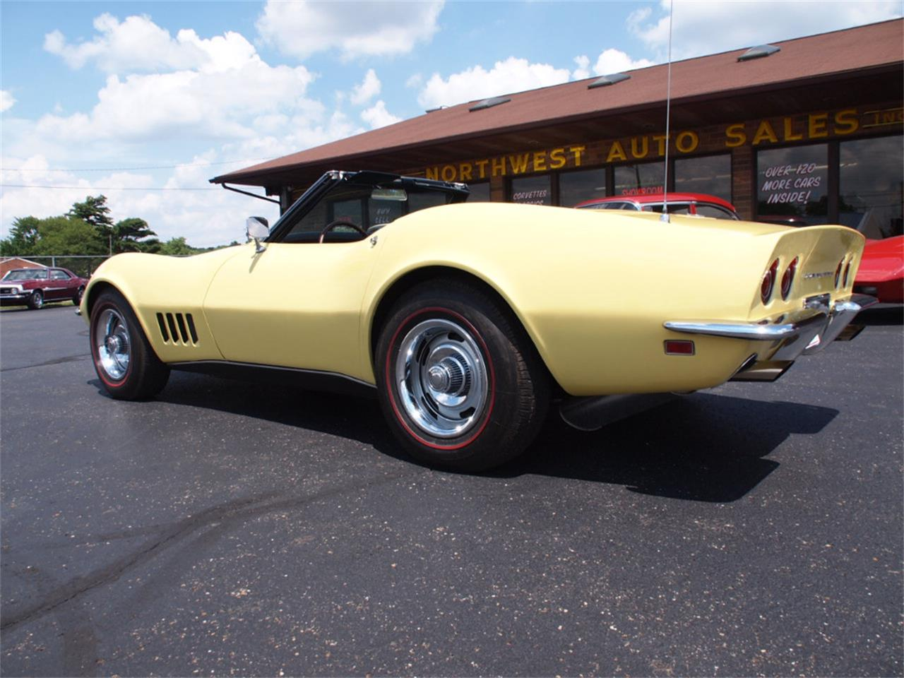Large Picture of 1968 Corvette located in Ohio - $49,500.00 Offered by Ohio Corvettes and Muscle Cars - LAOB
