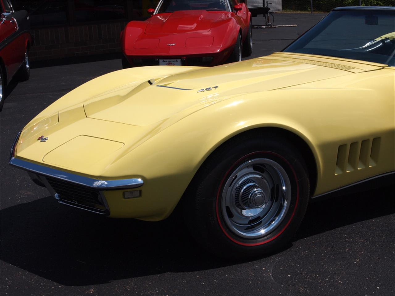 Large Picture of Classic '68 Corvette - $49,500.00 Offered by Ohio Corvettes and Muscle Cars - LAOB