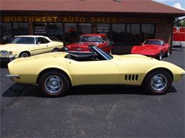 Picture of Classic 1968 Chevrolet Corvette Offered by Ohio Corvettes and Muscle Cars - LAOB