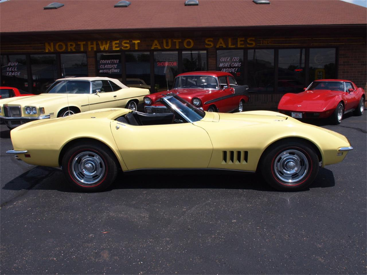 Large Picture of '68 Chevrolet Corvette - $49,500.00 Offered by Ohio Corvettes and Muscle Cars - LAOB