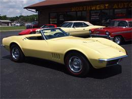 Picture of 1968 Chevrolet Corvette Offered by Ohio Corvettes and Muscle Cars - LAOB