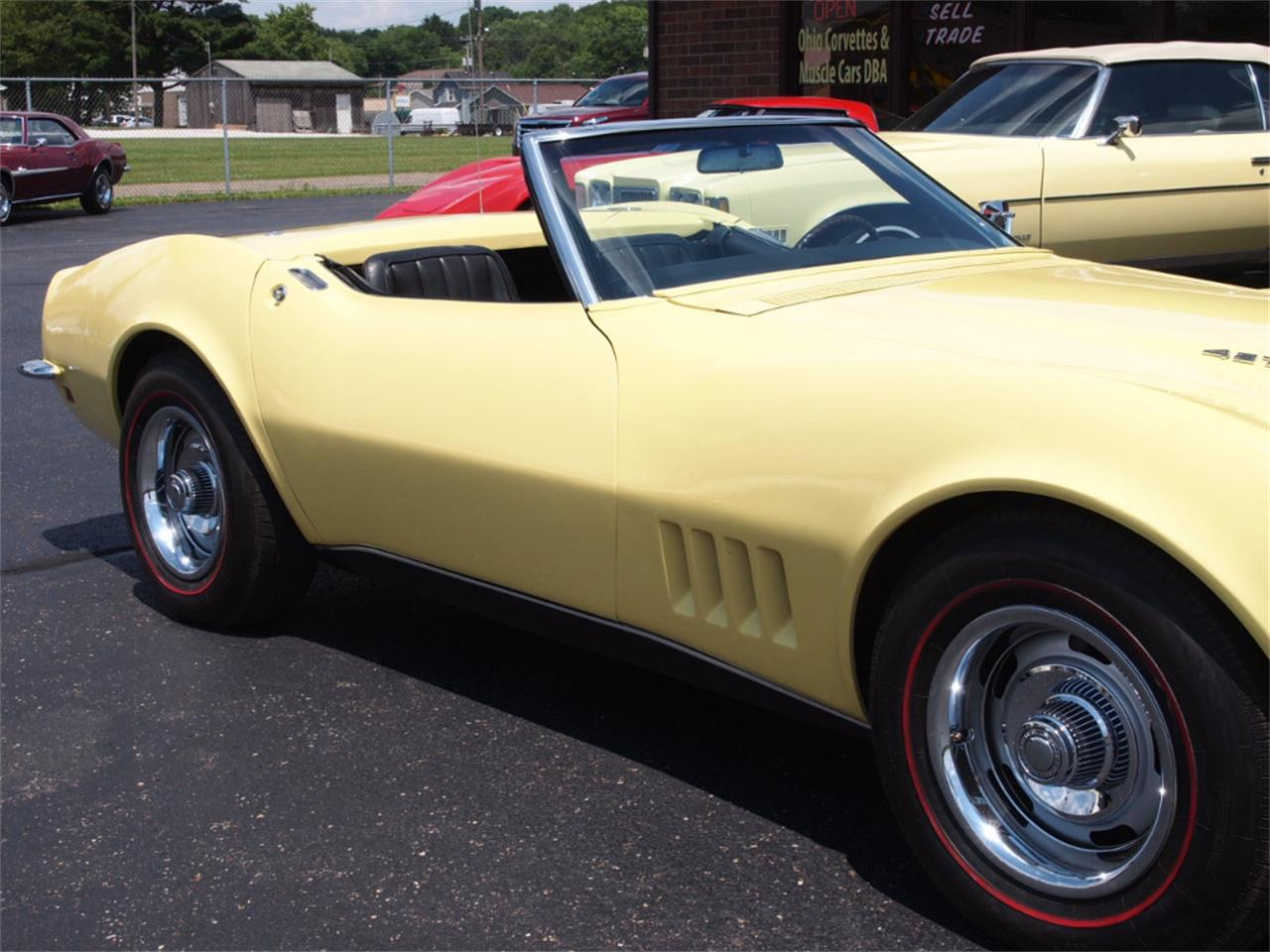 Large Picture of Classic '68 Chevrolet Corvette Offered by Ohio Corvettes and Muscle Cars - LAOB