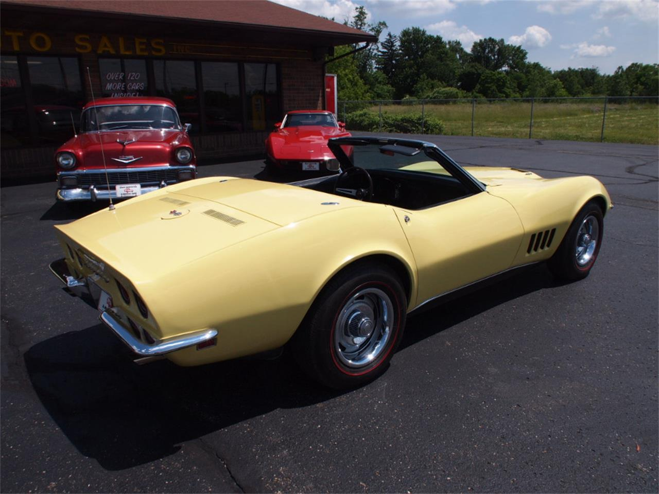 Large Picture of Classic 1968 Corvette located in Ohio - $49,500.00 Offered by Ohio Corvettes and Muscle Cars - LAOB