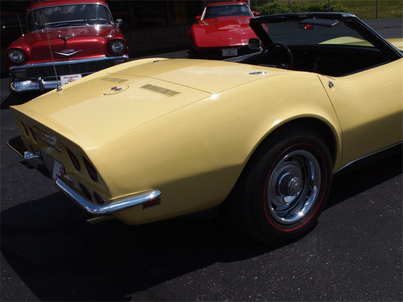 Large Picture of Classic '68 Chevrolet Corvette - $49,500.00 - LAOB