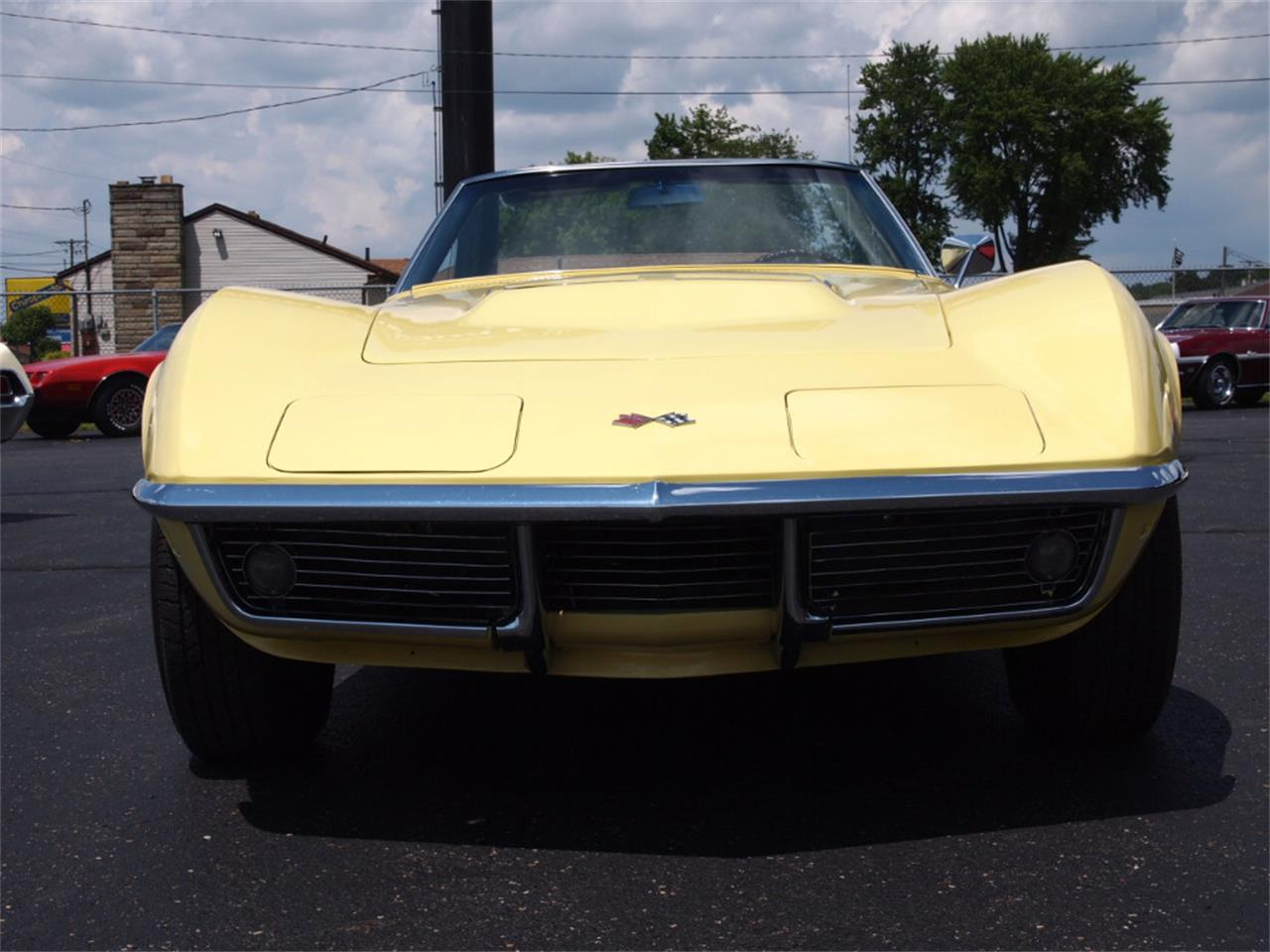 Large Picture of Classic '68 Corvette Offered by Ohio Corvettes and Muscle Cars - LAOB