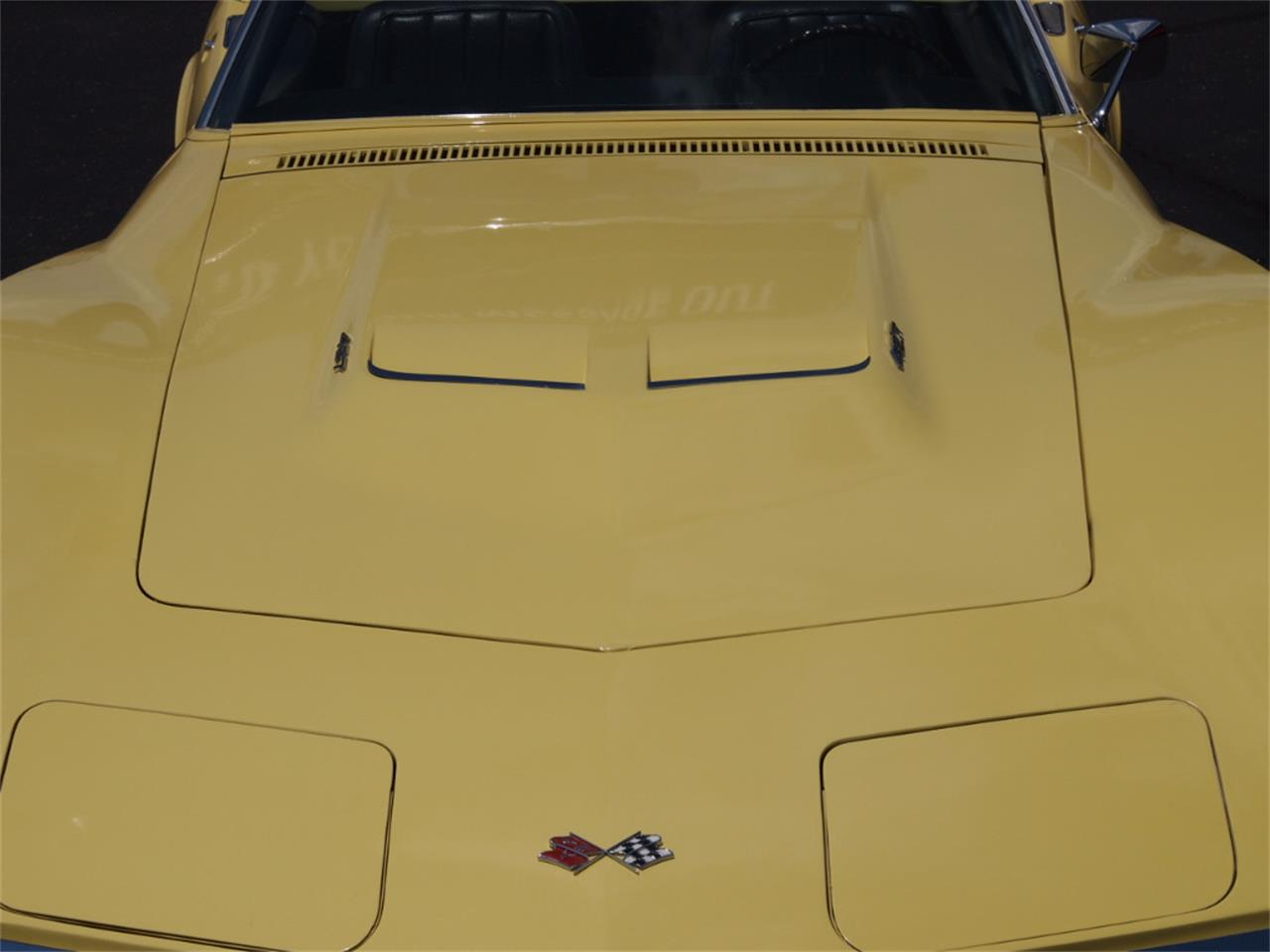 Large Picture of Classic 1968 Chevrolet Corvette - LAOB