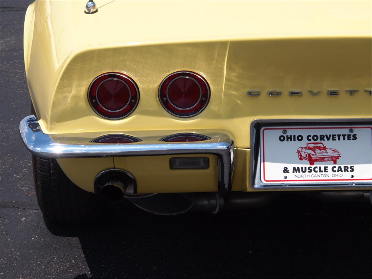 Large Picture of 1968 Chevrolet Corvette located in Ohio - $49,500.00 Offered by Ohio Corvettes and Muscle Cars - LAOB