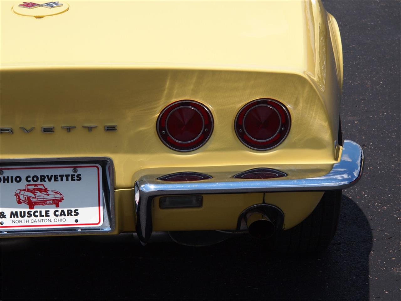 Large Picture of '68 Chevrolet Corvette located in Ohio - $49,500.00 - LAOB