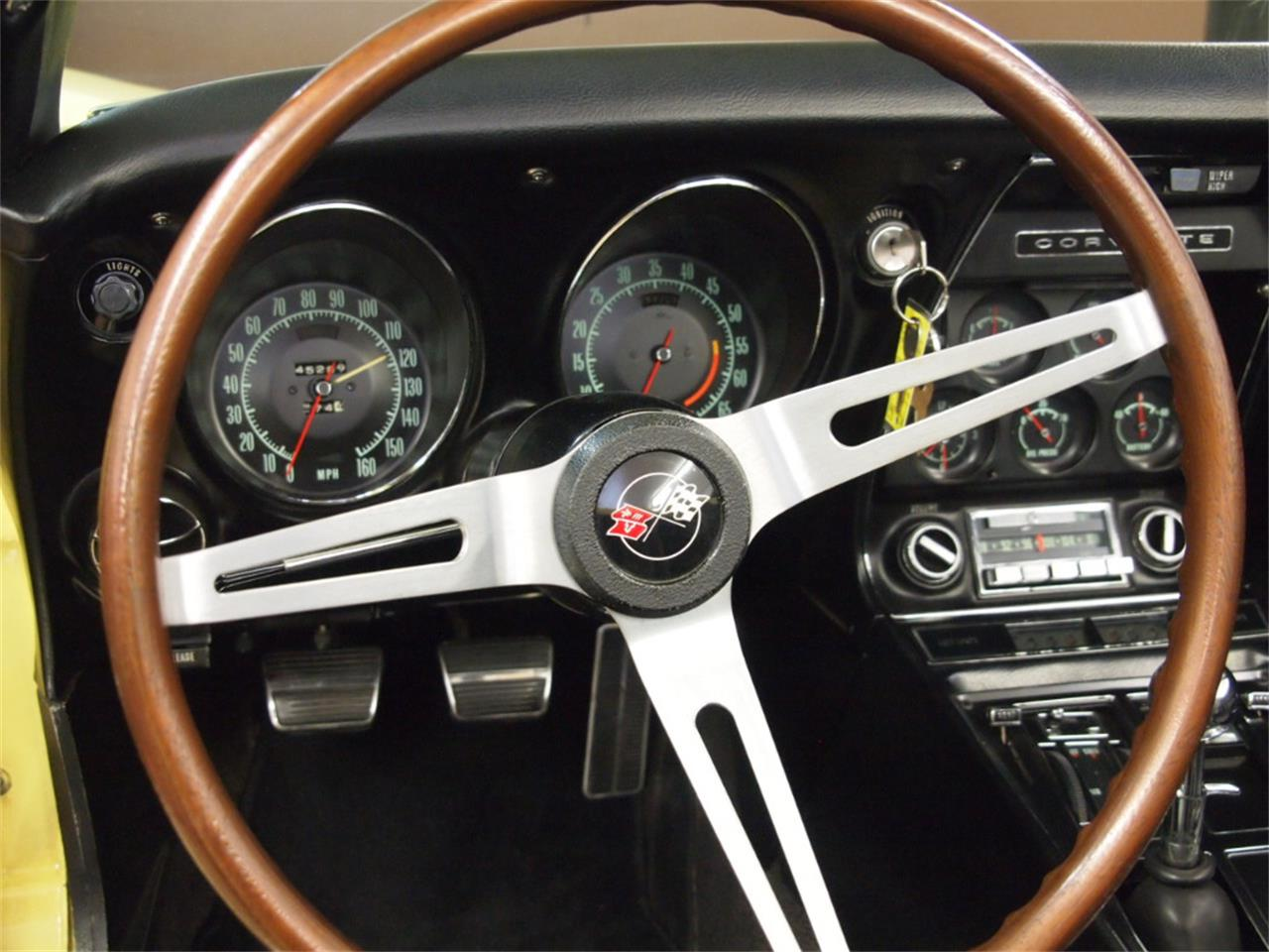 Large Picture of 1968 Chevrolet Corvette located in North Canton Ohio - $49,500.00 - LAOB