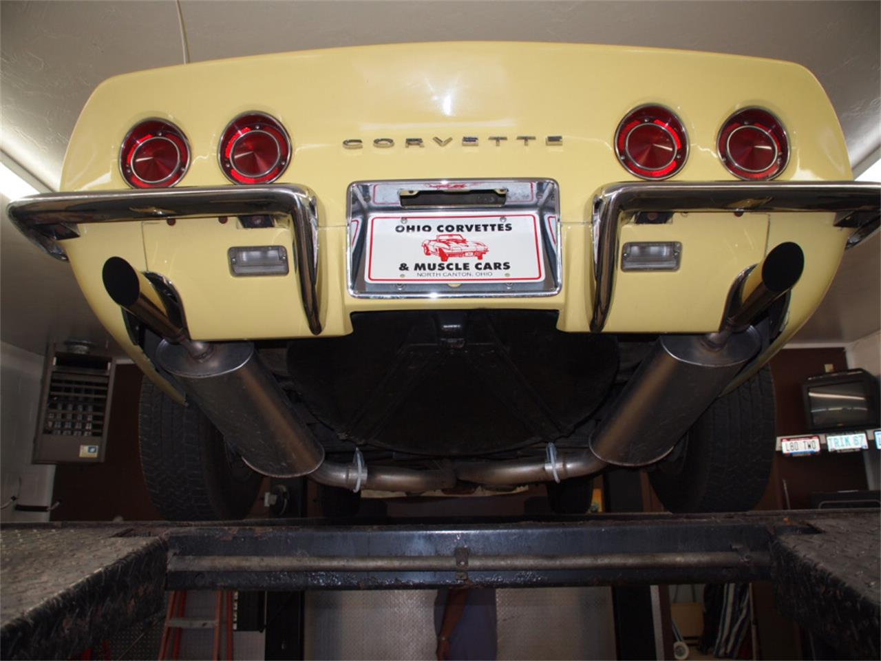 Large Picture of '68 Chevrolet Corvette located in North Canton Ohio Offered by Ohio Corvettes and Muscle Cars - LAOB