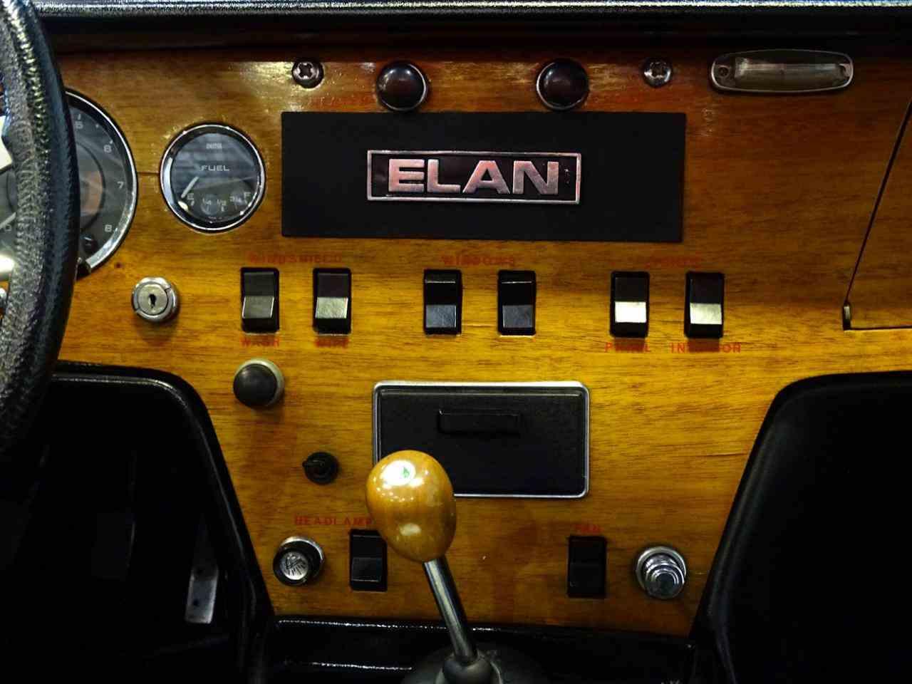 Large Picture of '69 Elan - LAOH