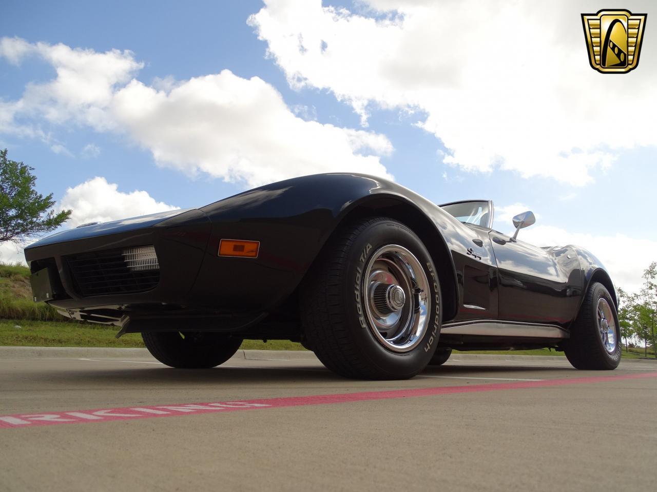 Large Picture of 1974 Corvette located in DFW Airport Texas - LAOQ