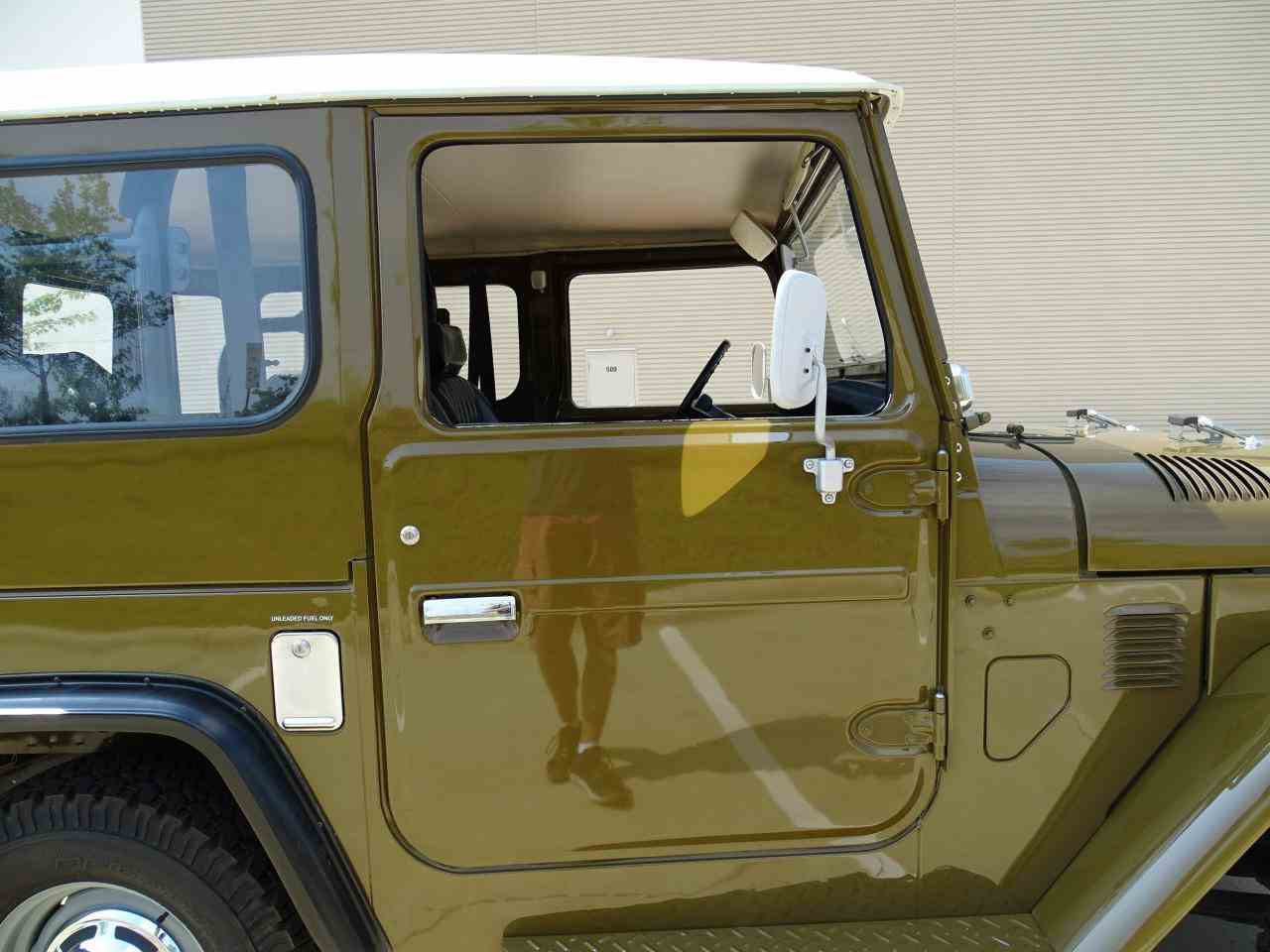 Large Picture of '77 Land Cruiser FJ - LAOR