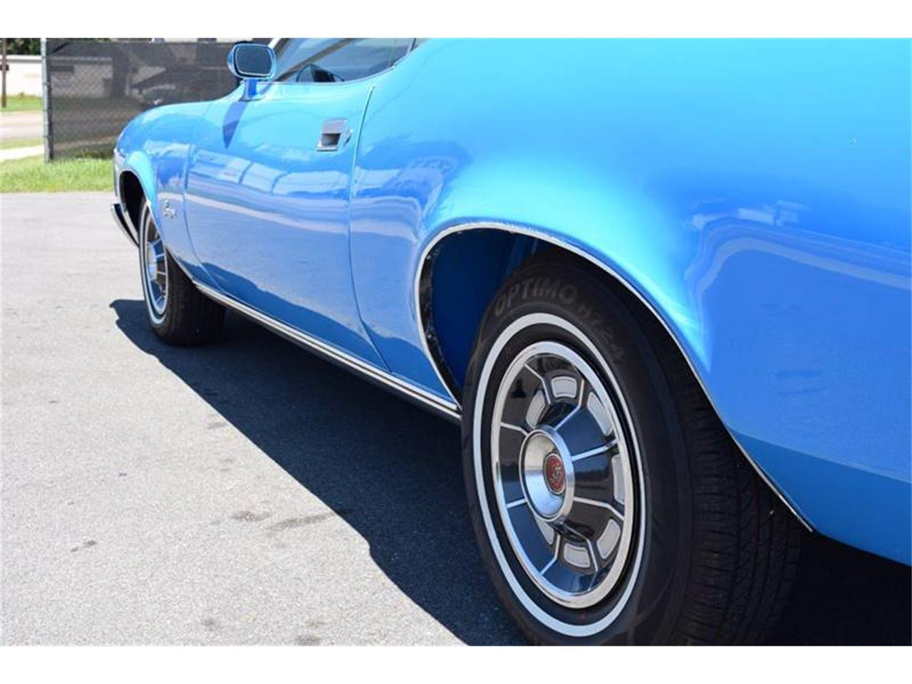 Large Picture of '71 Cougar - LAOS