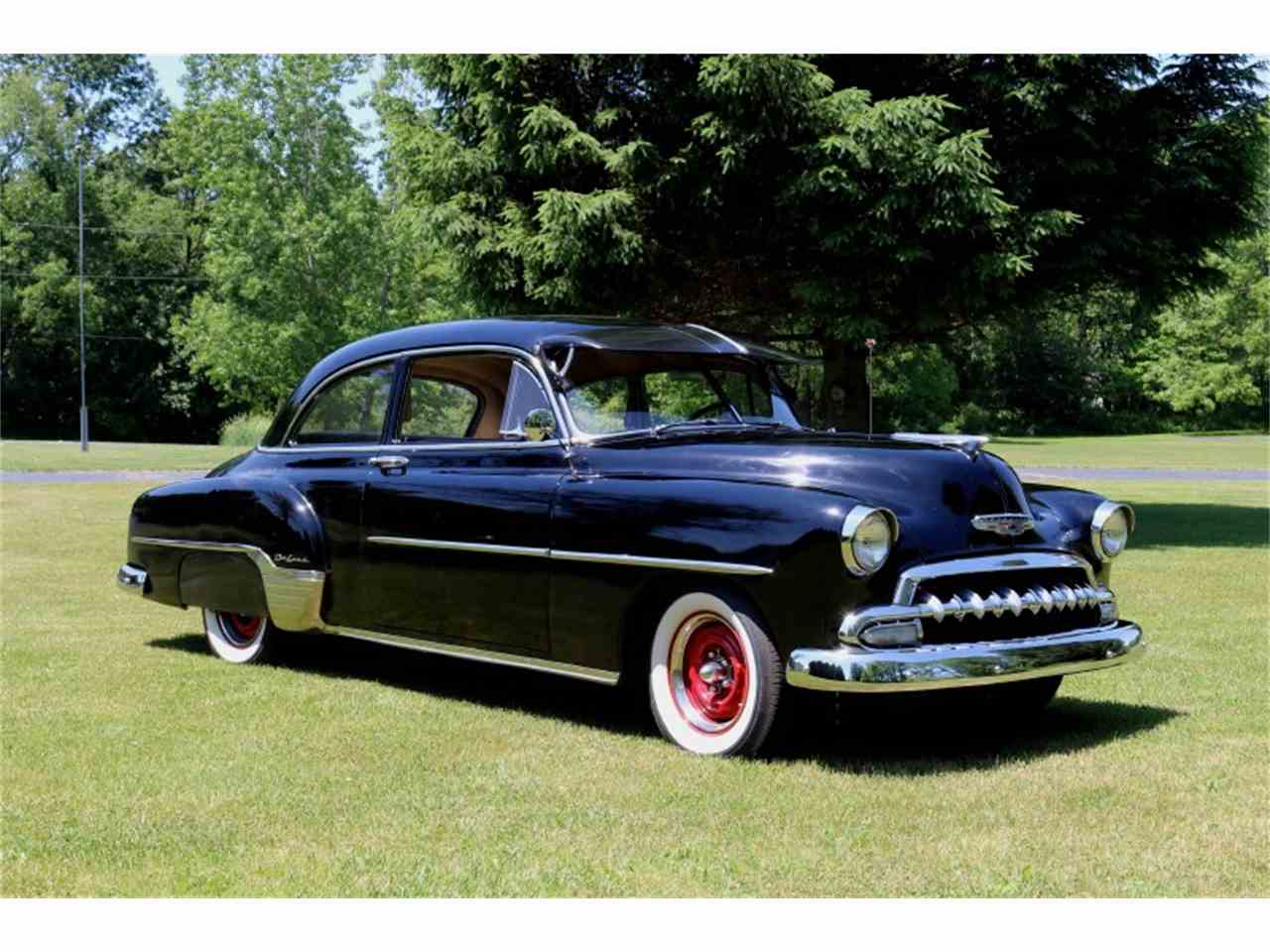 1952 chevrolet deluxe business coupe for sale cc 993640. Black Bedroom Furniture Sets. Home Design Ideas
