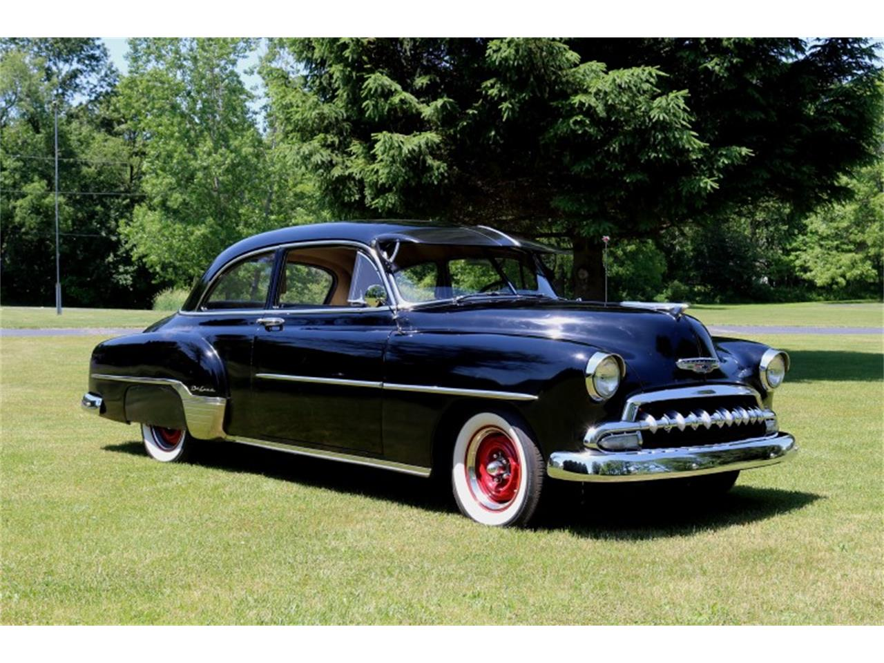 Large Picture of Classic '52 Deluxe Business Coupe Offered by Sleeman's Classic Cars - LAP4