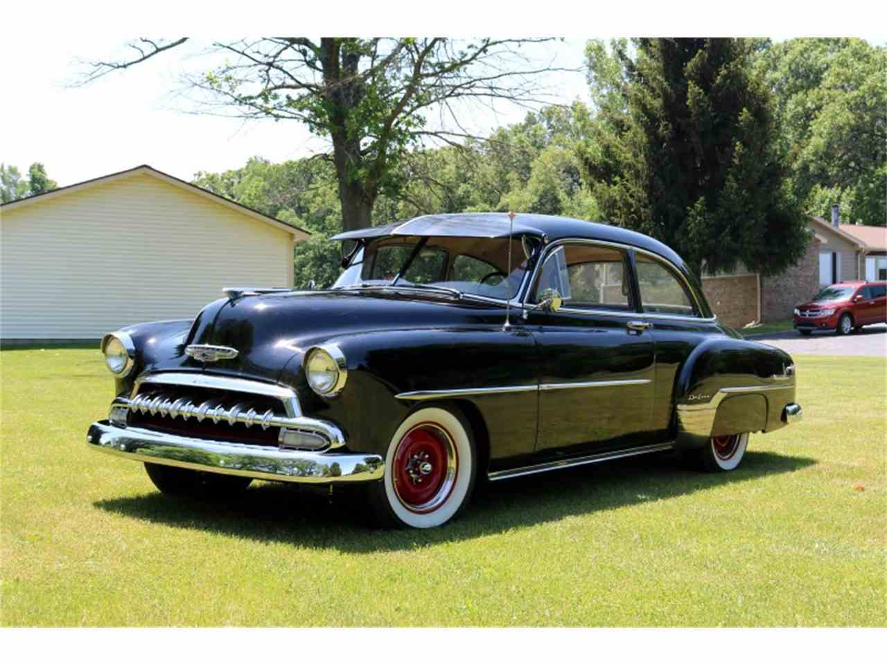 Large Picture of Classic 1952 Deluxe Business Coupe - $17,000.00 - LAP4