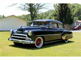 Picture of '52 Chevrolet Deluxe Business Coupe located in Michigan - $17,000.00 Offered by Sleeman's Classic Cars - LAP4