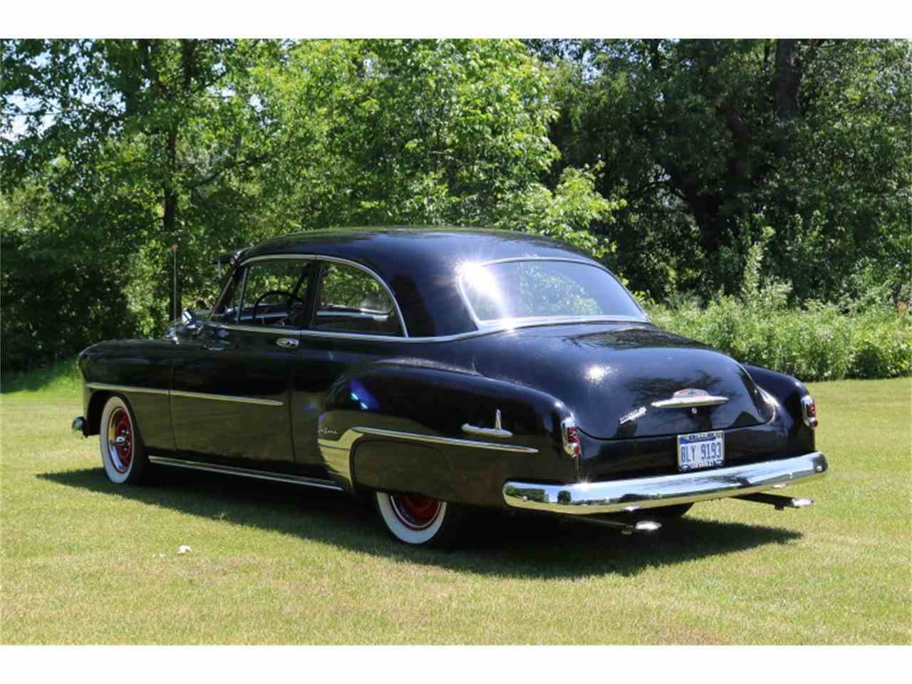 Large Picture of '52 Chevrolet Deluxe Business Coupe located in Ortonville Michigan Offered by Sleeman's Classic Cars - LAP4