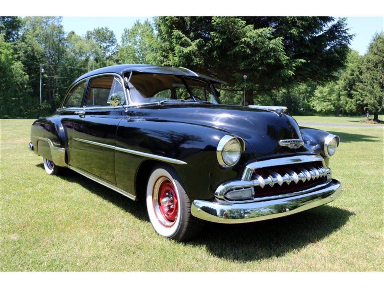 Large Picture of Classic 1952 Deluxe Business Coupe located in Ortonville Michigan - LAP4
