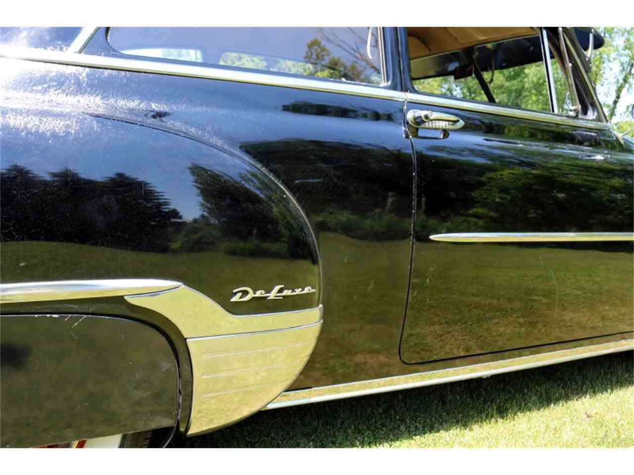 Large Picture of '52 Deluxe Business Coupe - $17,000.00 - LAP4