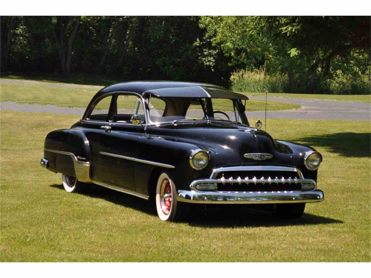 Large Picture of Classic 1952 Chevrolet Deluxe Business Coupe located in Michigan - LAP4