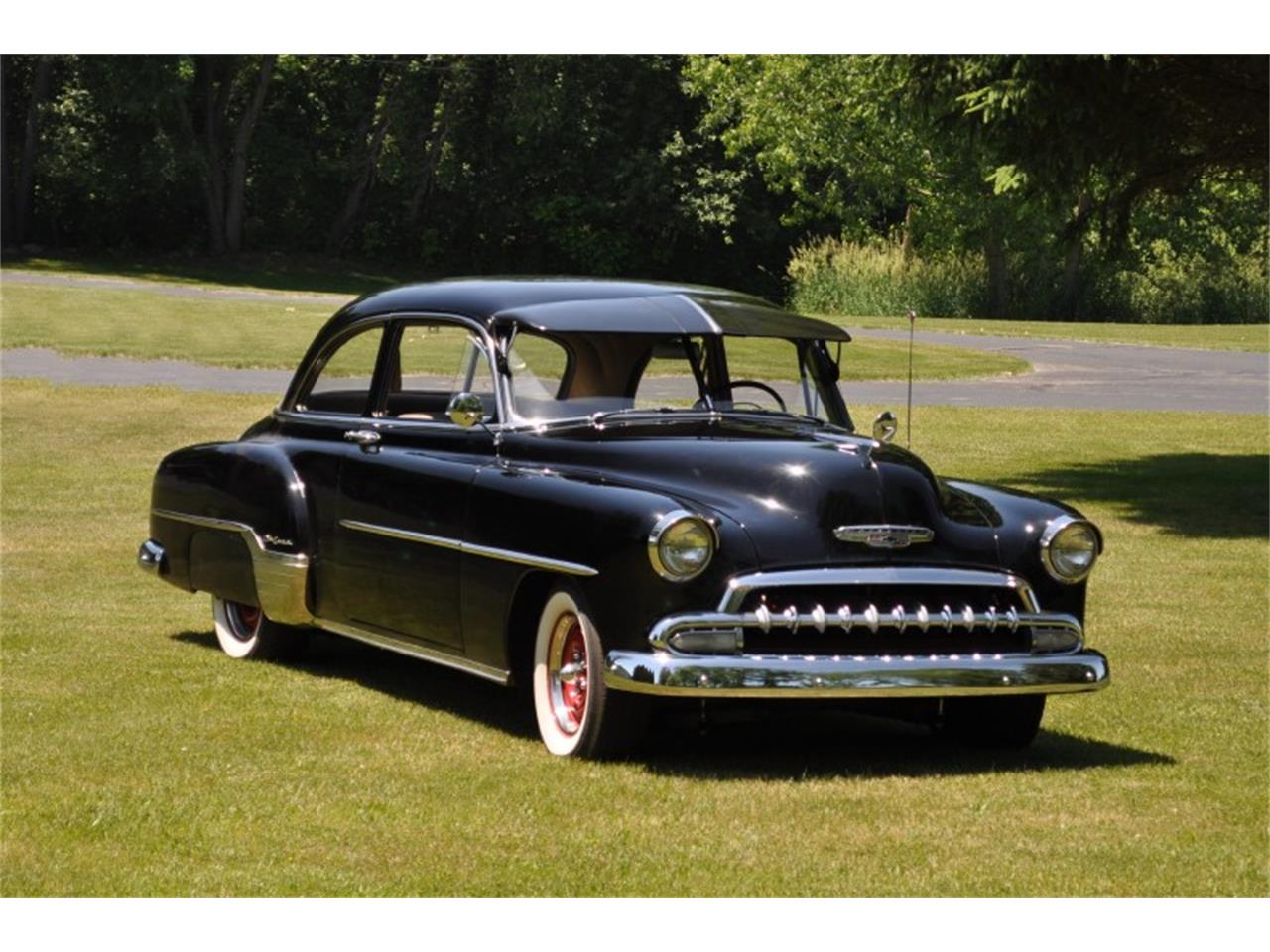 Large Picture of Classic 1952 Chevrolet Deluxe Business Coupe Offered by Sleeman's Classic Cars - LAP4