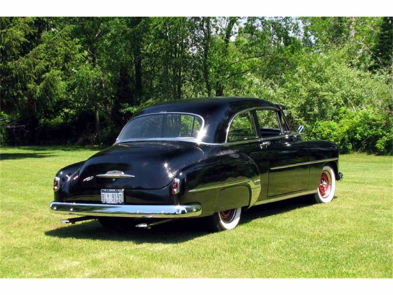 Large Picture of Classic 1952 Deluxe Business Coupe Offered by Sleeman's Classic Cars - LAP4