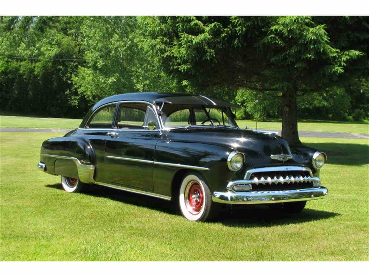 Large Picture of Classic 1952 Deluxe Business Coupe located in Ortonville Michigan - $17,000.00 - LAP4