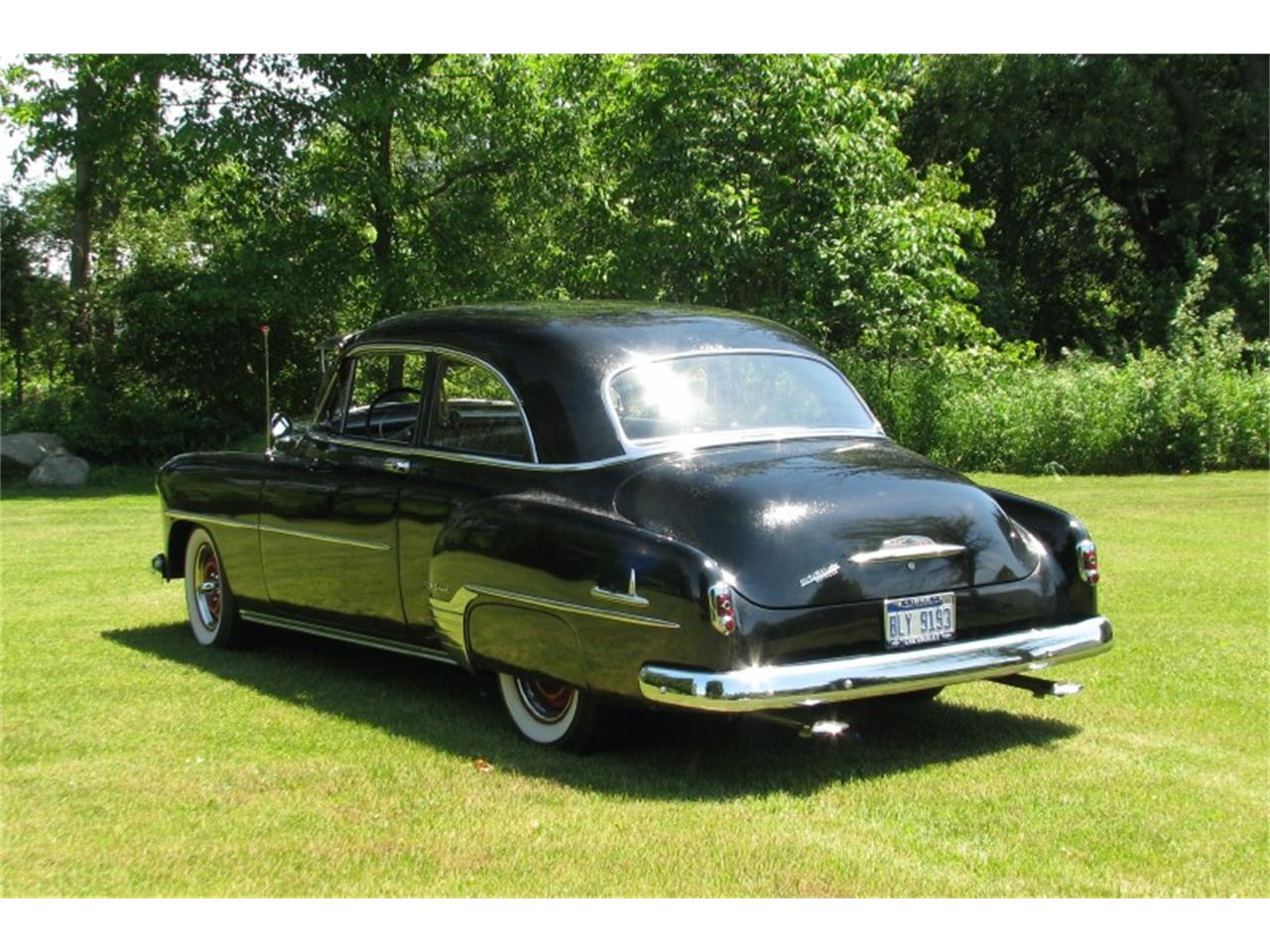 Large Picture of Classic '52 Chevrolet Deluxe Business Coupe located in Ortonville Michigan - $17,000.00 - LAP4