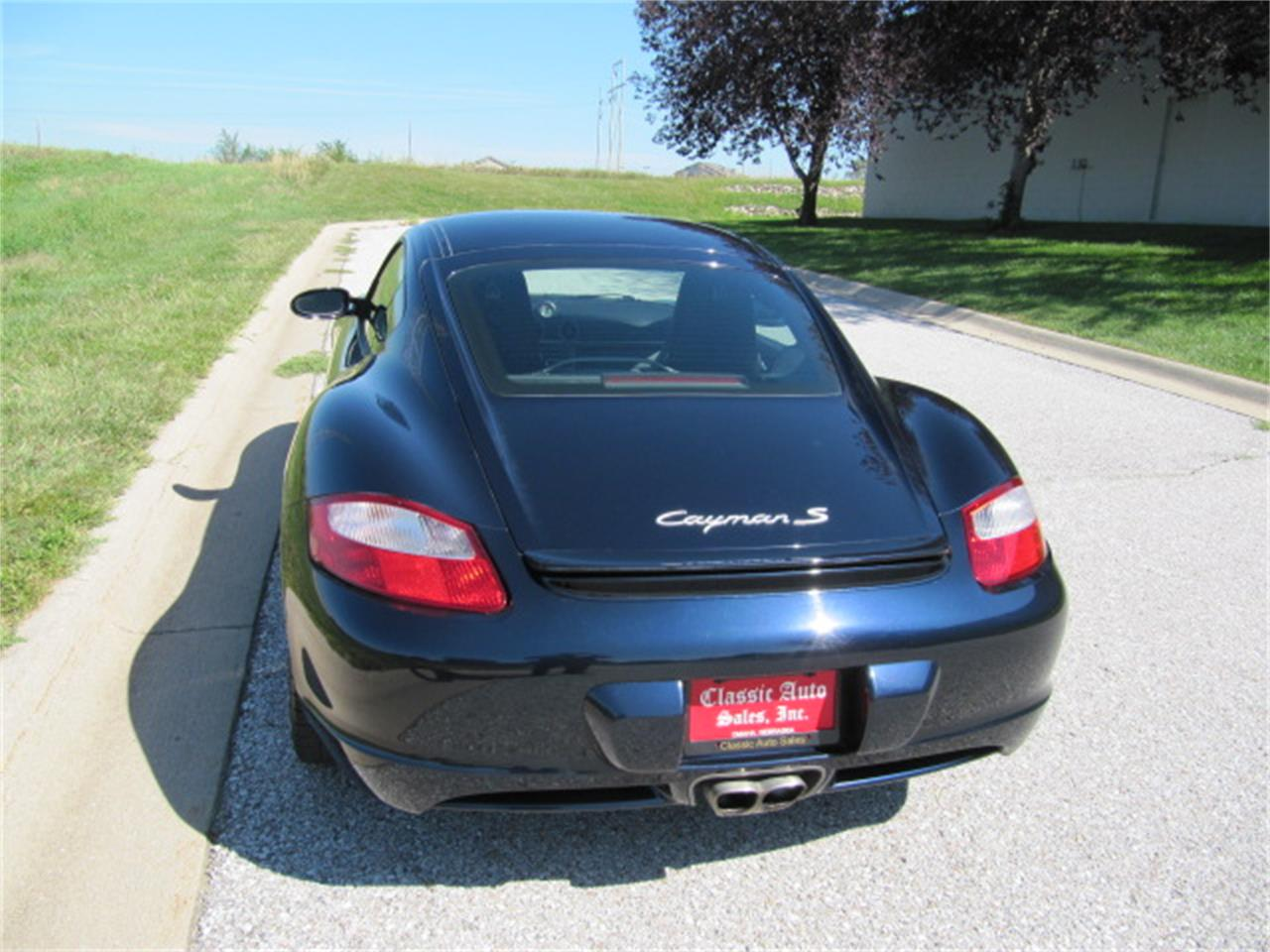 Large Picture of '06 Cayman - LAP6