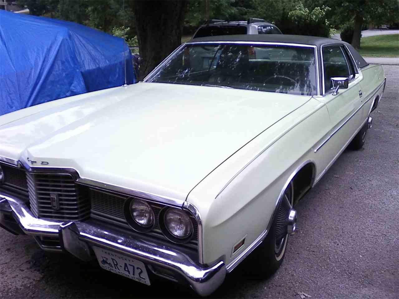 1972 Ford LTD for Sale | ClassicCars.com | CC-993644