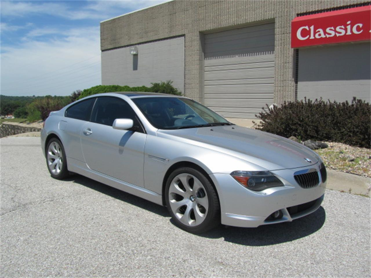 Large Picture of '04 645 Ci - LAPL