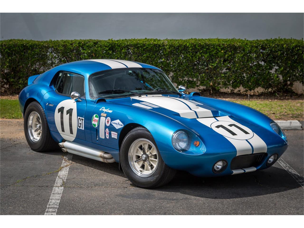 Large Picture of 1965 Shelby Daytona - LAR4