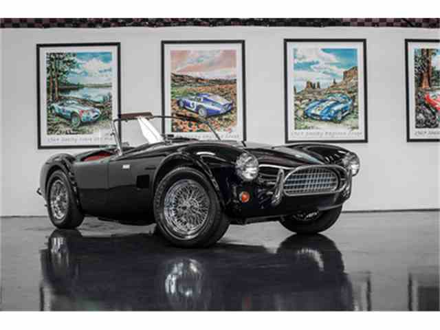 Picture of '62 Shelby Slab Side Cobra located in Irvine California - LAR7