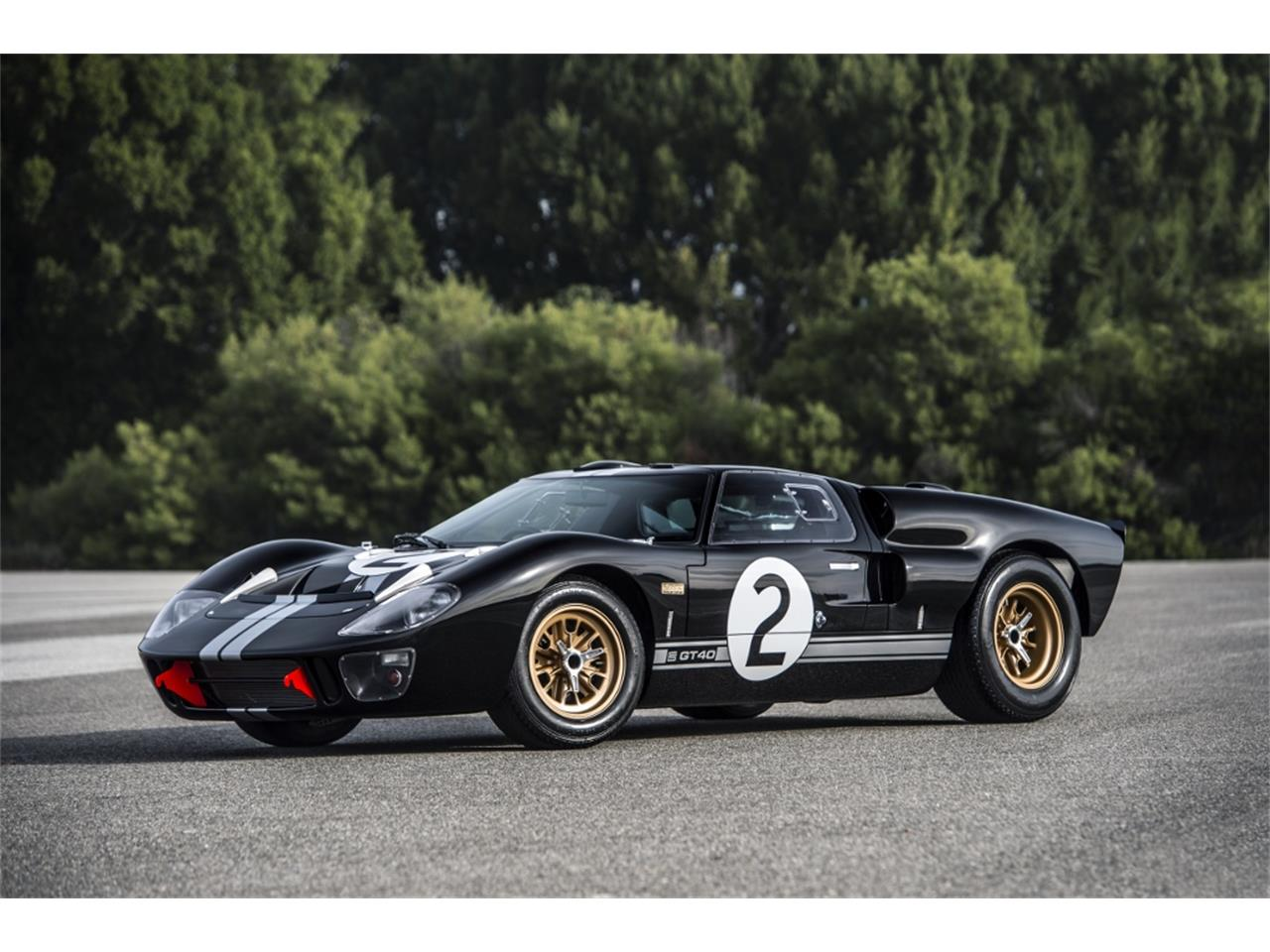 Large Picture of Classic '66 GT40 Mark II located in Irvine California - LARE