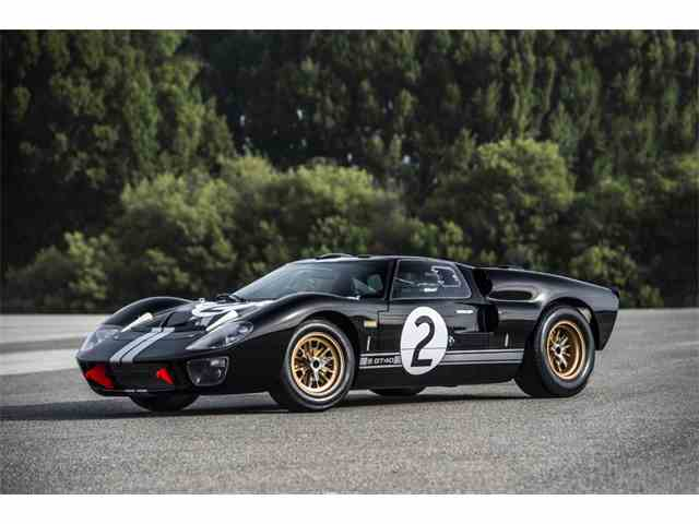 Picture of Classic 1966 Shelby GT40 Mark II - $299,000.00 Offered by  - LARE