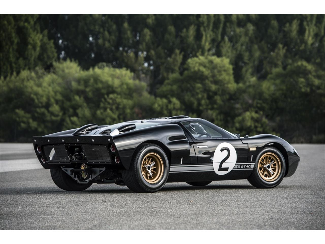 Large Picture of 1966 Shelby GT40 Mark II located in Irvine California - $299,000.00 Offered by Hillbank Motorsports - LARE