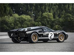 Picture of Classic '66 GT40 Mark II located in California Offered by Hillbank Motorsports - LARE