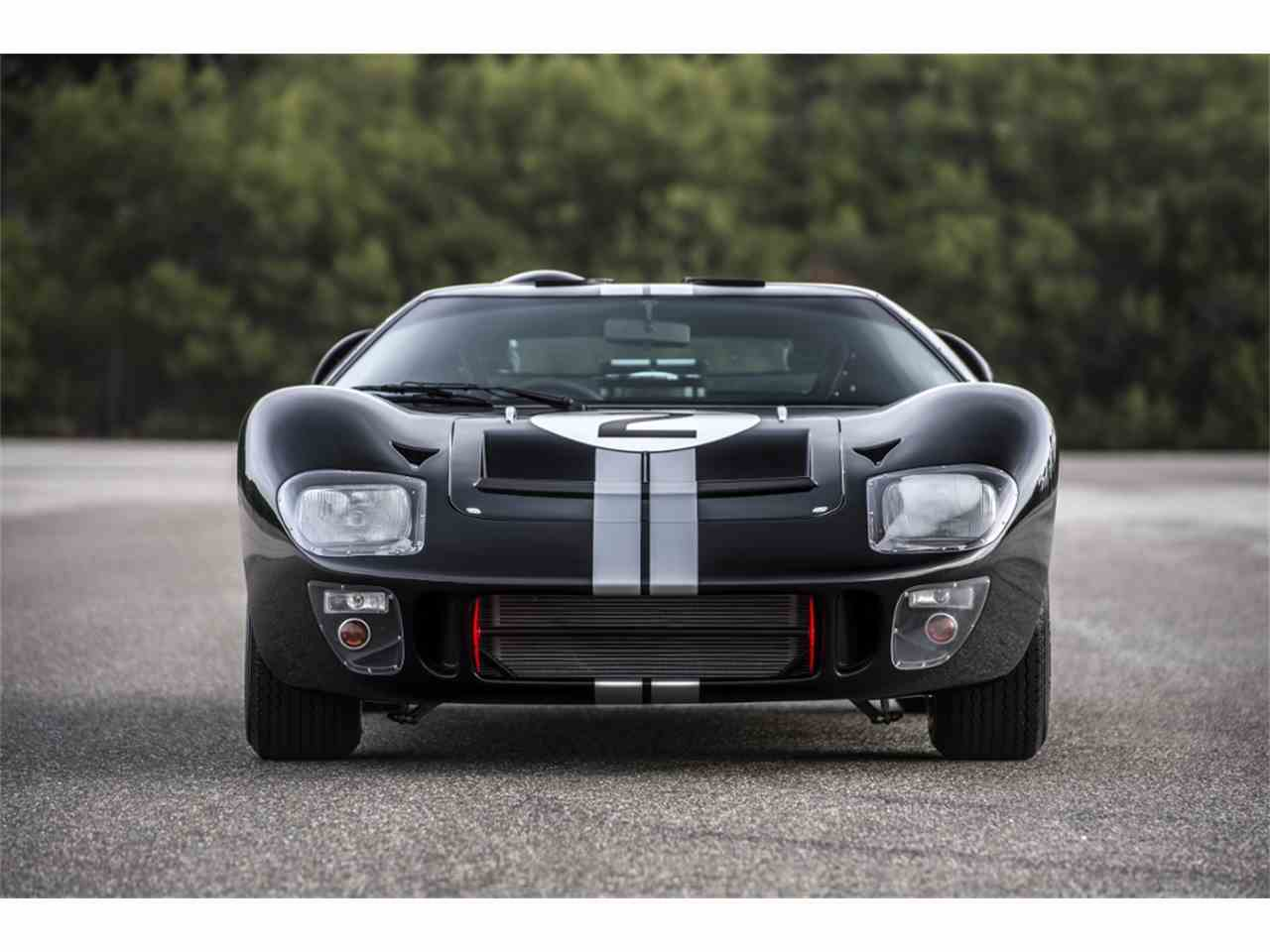 Large Picture of '66 GT40 Mark II - LARE