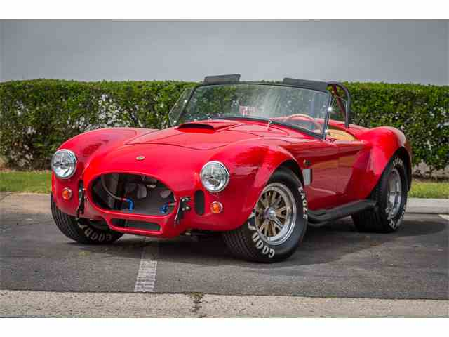 Picture of Classic 1965 FAM 427 SC Cobra located in Irvine California - $449,000.00 Offered by  - LARF