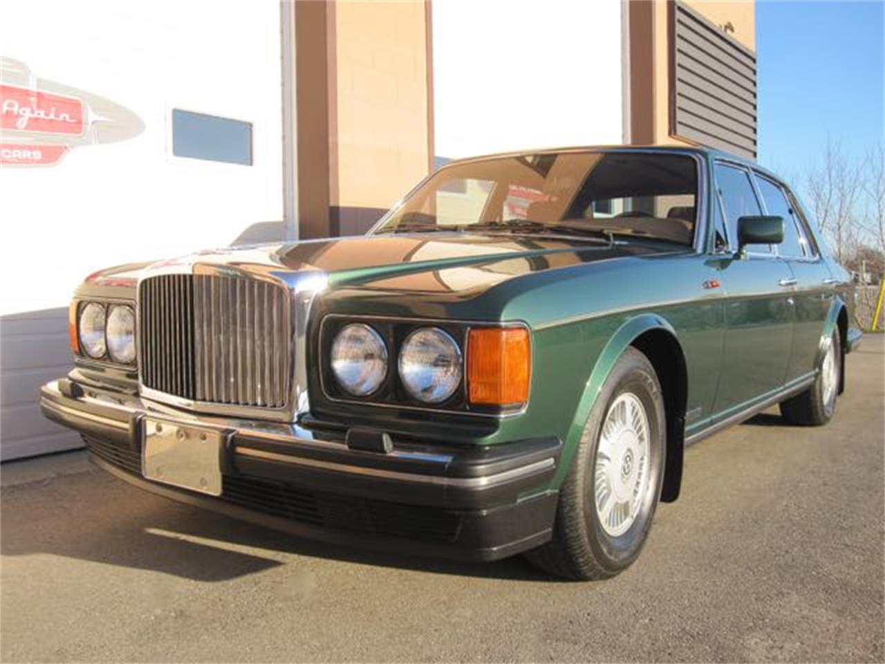 Large Picture of 1992 Bentley Mulsanne S located in Ontario Offered by Old Is New Again - LART