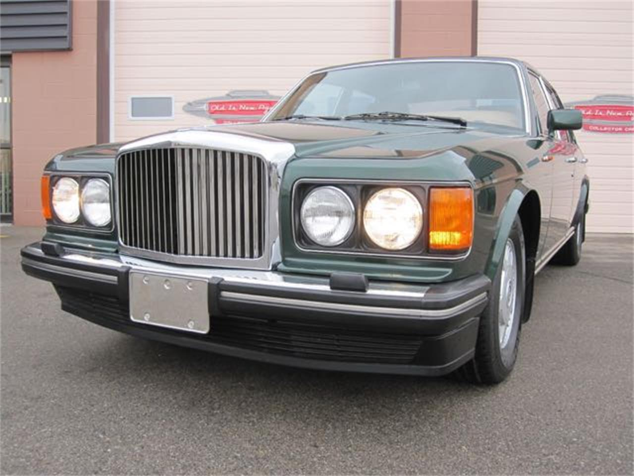 Large Picture of '92 Mulsanne S located in Ontario Auction Vehicle - LART
