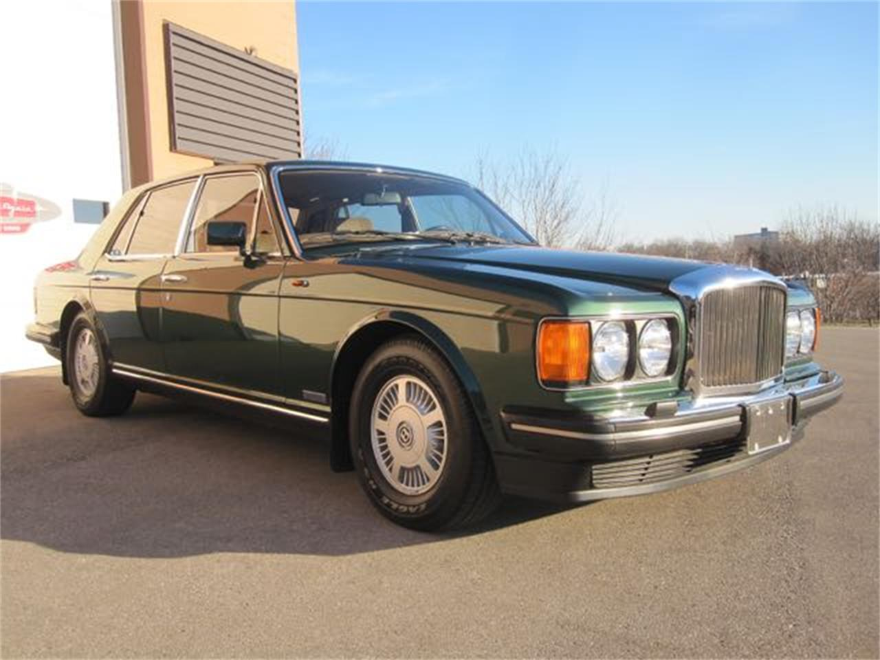 Large Picture of '92 Bentley Mulsanne S located in Ontario - LART